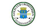 Right Marktonderzoek heeft onderzoek uitgevoerd voor Golfclub Cromstrijen.